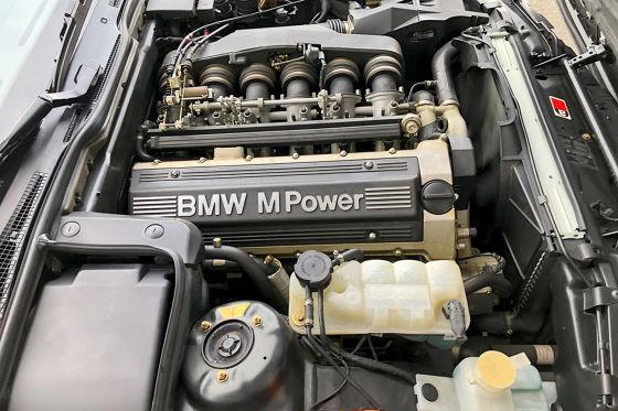 BMW M5 E34 mit 1900 km