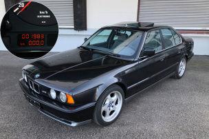 BMW M5 E34 als Neuwagen zu verkaufen