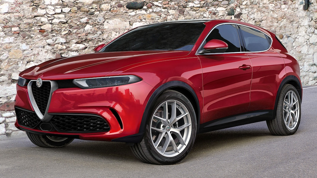 So kommt Alfa Romeos neues Kompakt-SUV