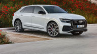 Audi Q8 45 TDI (2021): Leasing