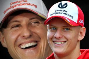 Formel 1: Verstappen über Schumacher