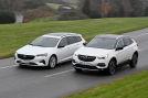 Opel Insignia Sports Tourer 2.O DIT    Opel Grandland X 1.6 DI Turbo