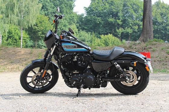 Harley Davidson Sportster 1200 Iron