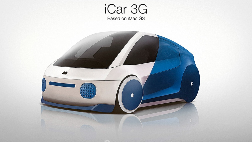 Apple iCar G3 !!! 16:9 !!!