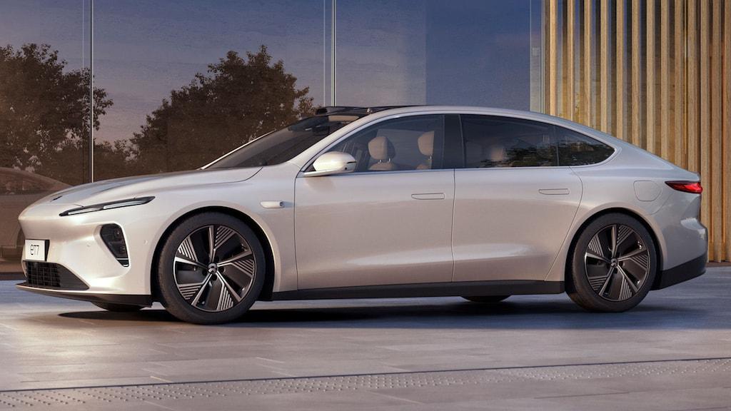 Neue E-Limousine von Nio mit 1000 Kilometer Reichweite