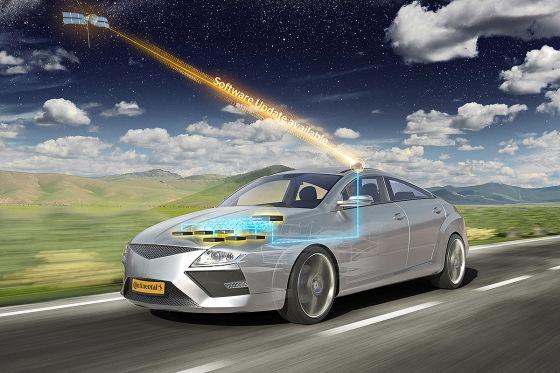 Continental und Inmarsat kooperieren für ganzheitliche Fahrzeugvernetzung