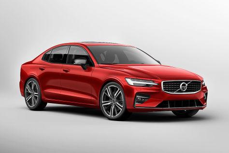 Volvo S60 R-Design   !! Sperrfrist 20. Juni 2018 17:20 Uhr !!