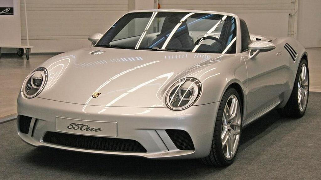 Diese Porsche-Studie von 2008 ist zeitlos schön!