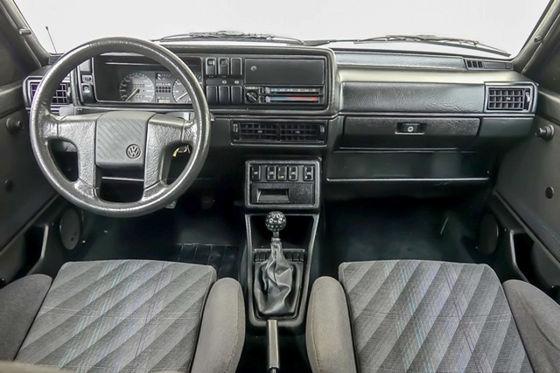VW Golf 2 GTI G60