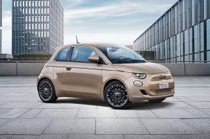 Fiat 500e f�r 99 Euro im Privatleasing