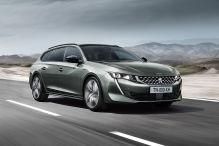 Peugeot 508 SW ab 159 Euro brutto leasen