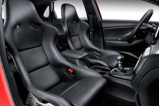 Hyundai i30 N Thusiast