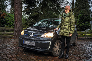 VW e-Up geleast und 3859 Euro verdient!