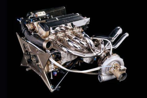Formel 1: Motorenentwicklung