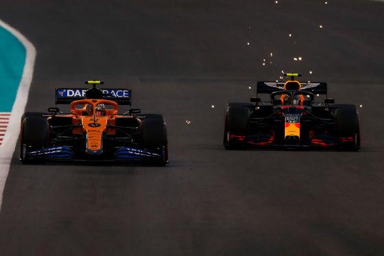 Formel 1 überholt wieder weniger