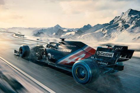 Formel 1: Designs 2021
