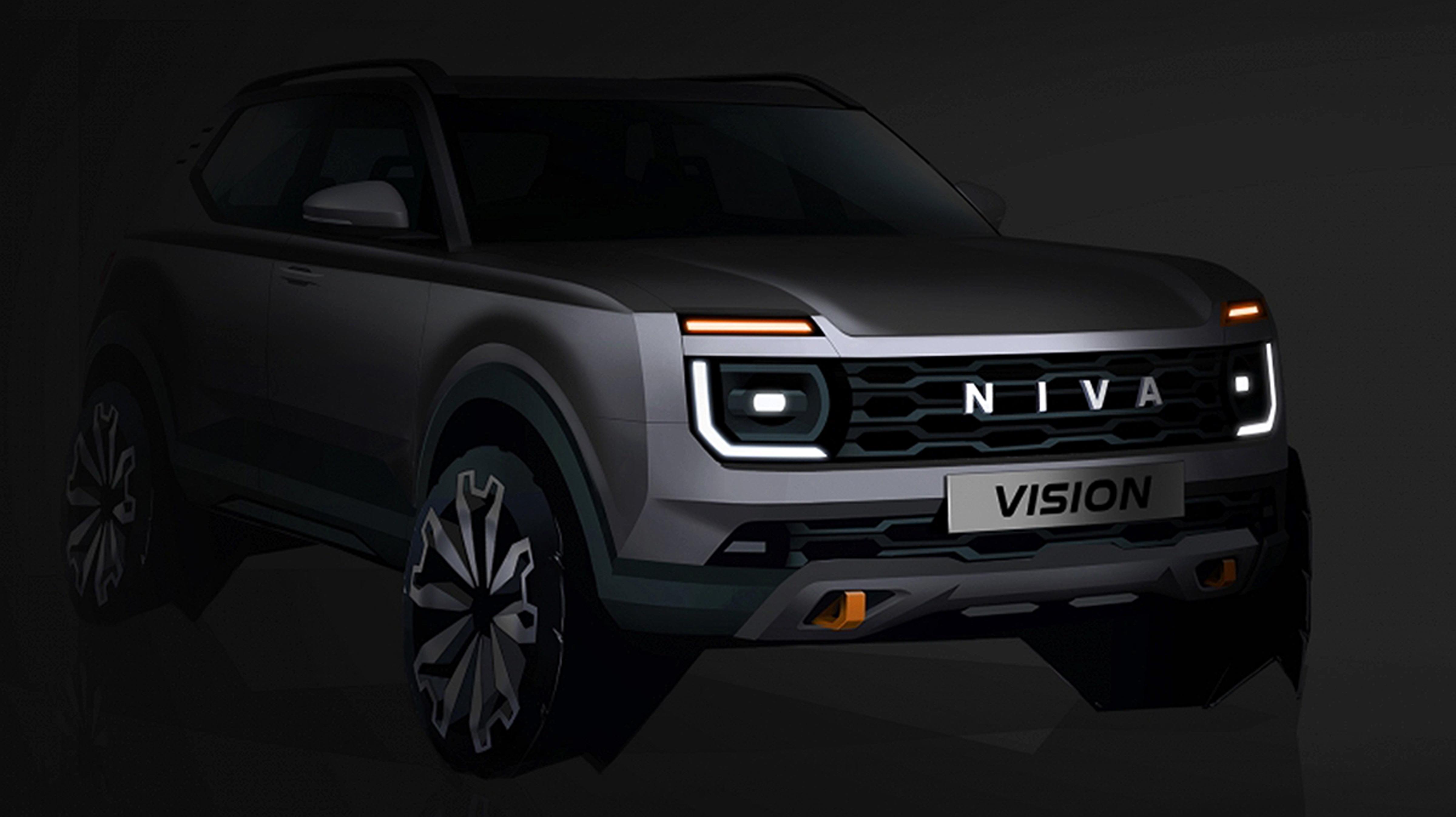 Offiziell! Lada bringt 2024 einen neuen Niva im Retro-Style