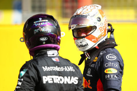 Formel 1: Rekordfahrer Verstappen
