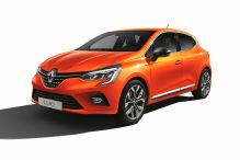 Renault Clio f�r 25 Euro monatlich leasen