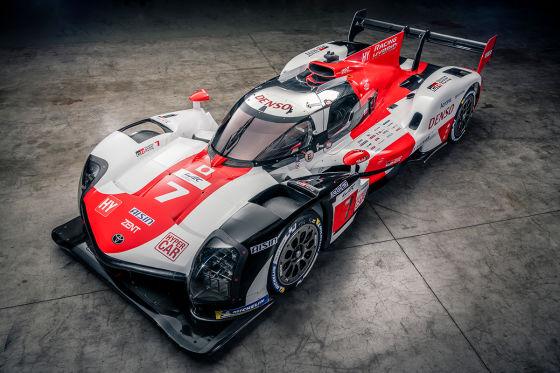 So sieht das erste Hypercar für Le Mans aus