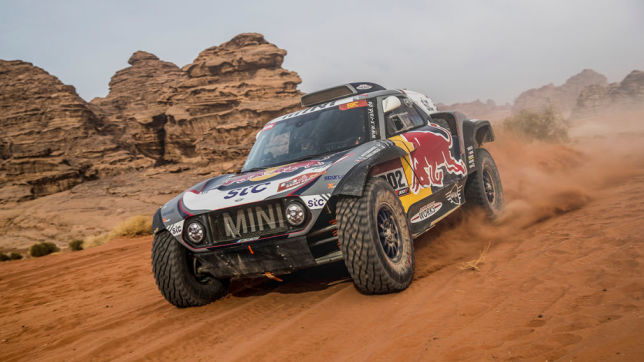 Rallye Dakar: Finale