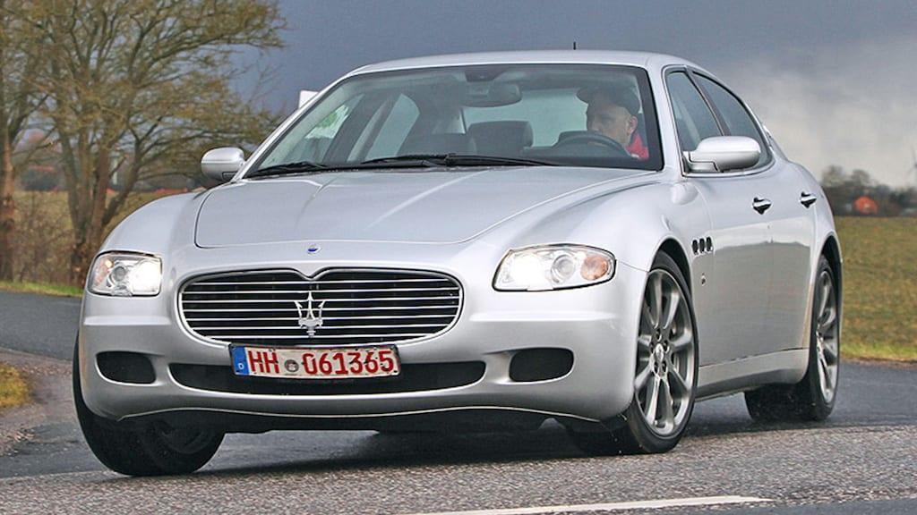 Ist der Maserati Quattroporte ein guter Kauf?