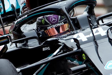 "Formel 1: Hamiltons-Vertrag Jordan ""würde Lewis die Tür zeigen"" - autobild.de"