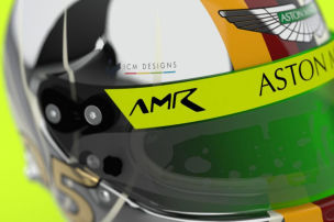 Formel 1: Helmdesigns