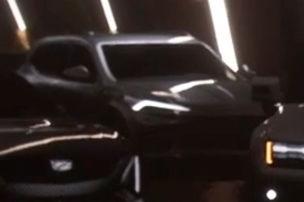 Corvette Elektro-SUV (2025)