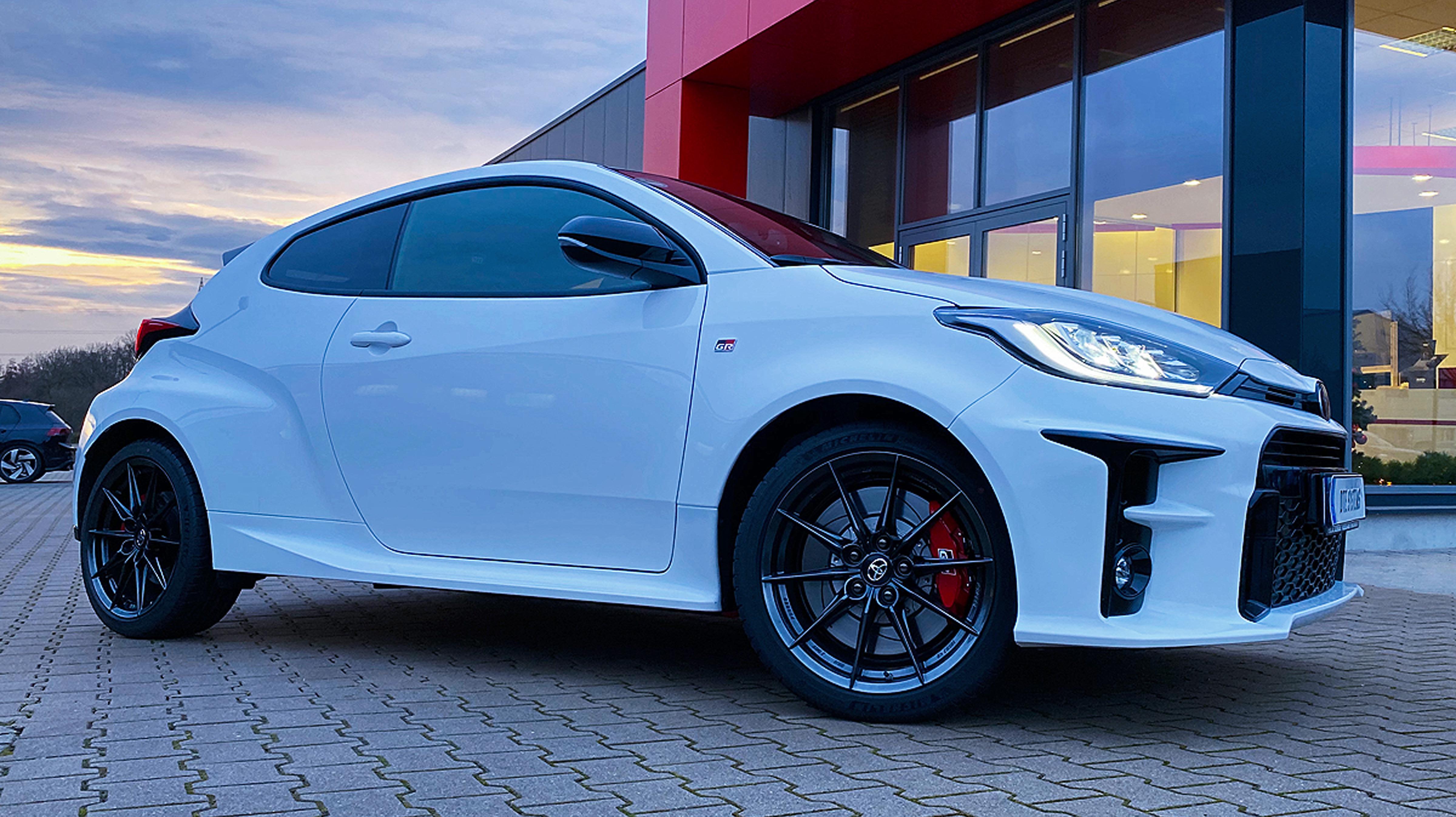 Toyota GR Yaris: Tuning für mehr Leistung und weniger Verbrauch