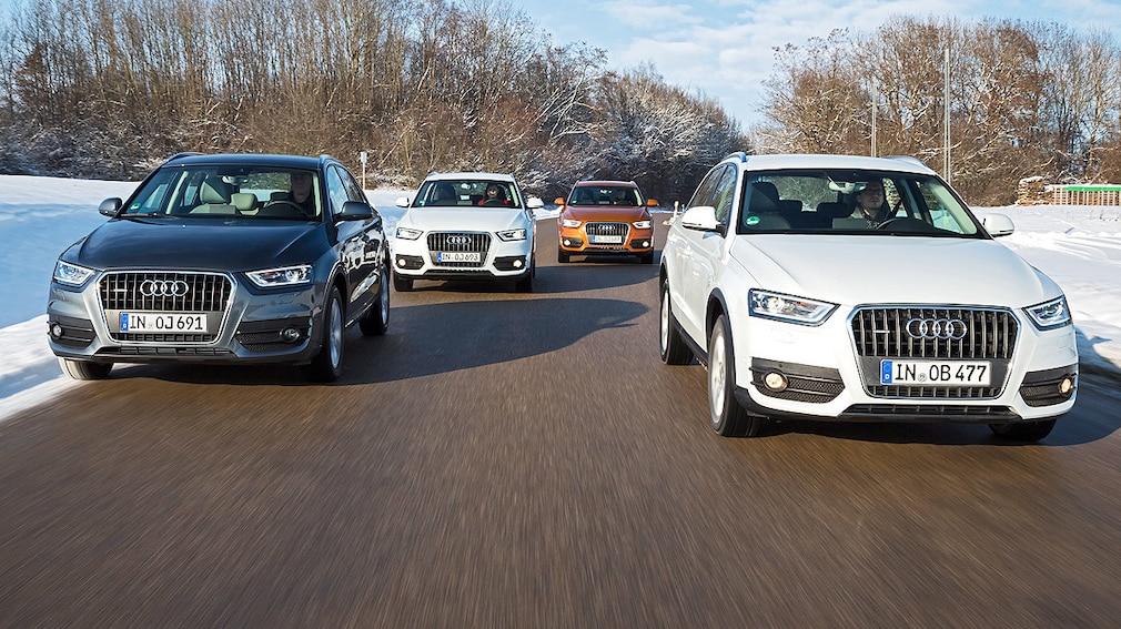 Audi Q3 Aufmacher