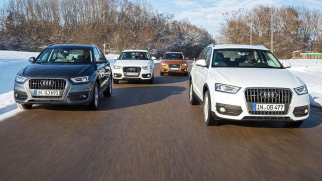 Audi Q3 gebraucht: Ausstattung, Motor, Kosten
