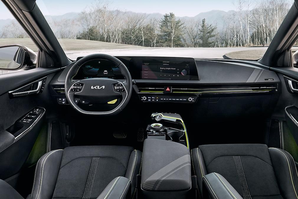Kia EV6 e-GT