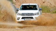 Toyota Hilux: Dauertest