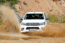 Toyota Hilux 2.4 D-4D