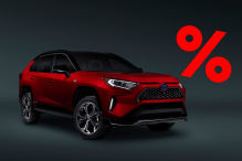 Toyota RAV4 PHEV billiger bei Carwow