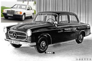 Diesen vergessenen Baby-Benz kennt kaum jemand