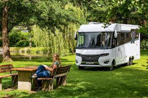 Camper-Luxus f�r 150.000 Euro