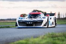 Le Mans mit Wasserstoff