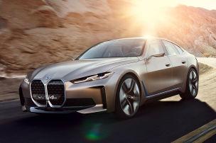 BMW M Elektro-Sportwagen
