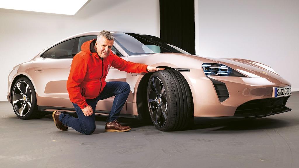 Neue Basis-Version des Porsche Taycan