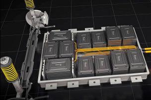Neue Batterie für E-Autos