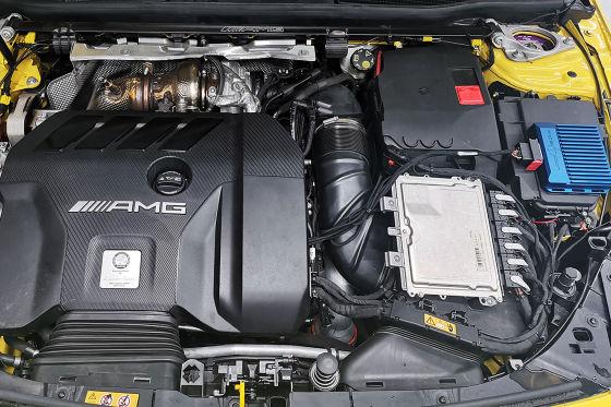 POSAIDON Mercedes PowerBox für Mercedes-AMG A 45 (S) CLA 45 (S)  GLA 45 (S)