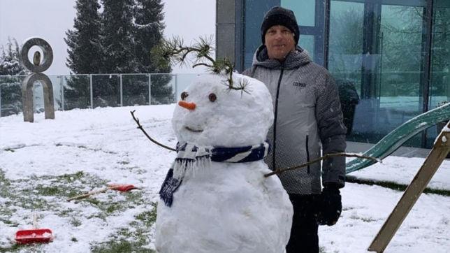 Formel 1 im Winter