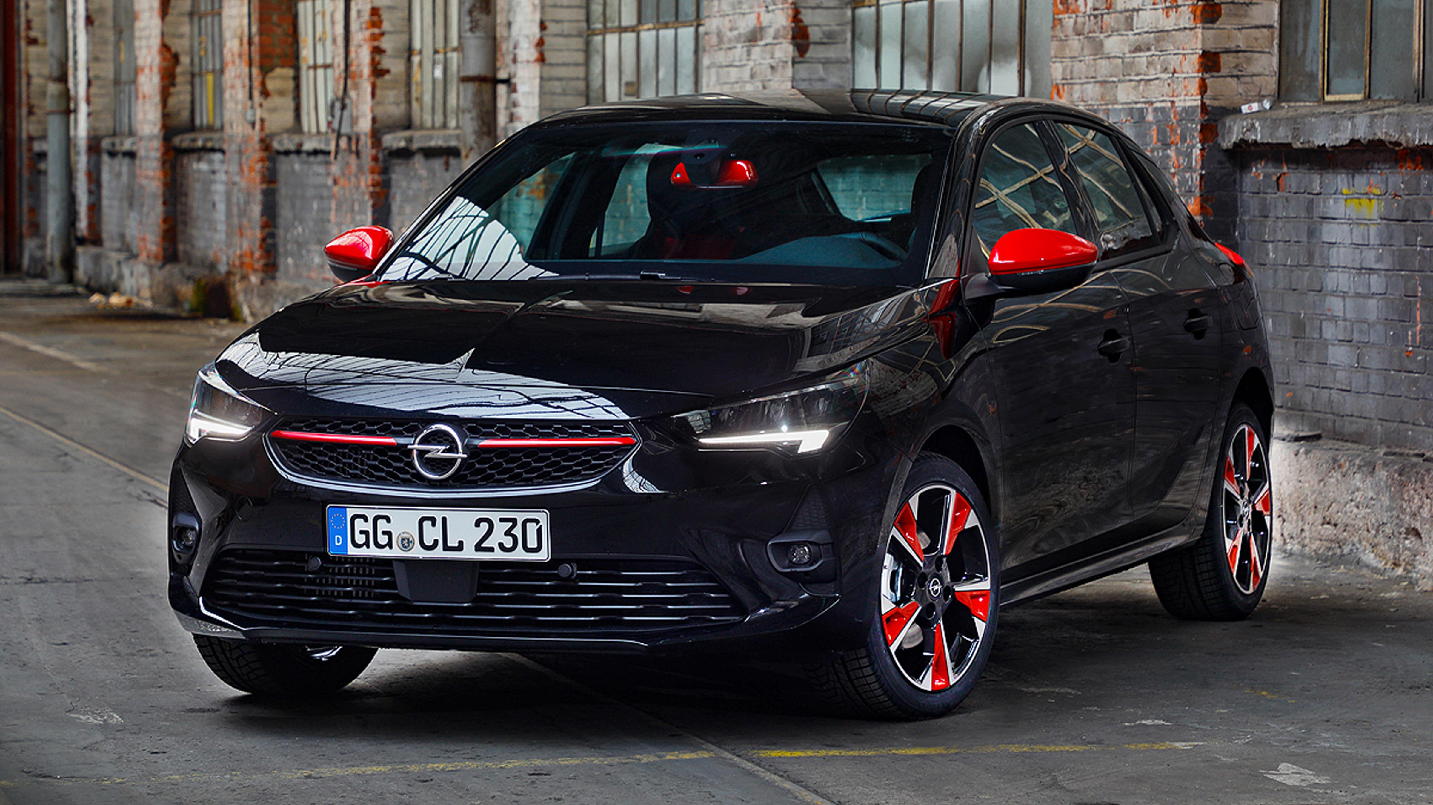 "Opel bringt den Corsa als Sondermodell ""Individual"" in Sportoptik"