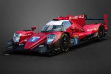 Le Mans: Flörsch an Bord