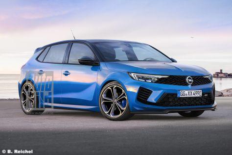 Opel OPC: OPC-Modelle künftig elektrisch und ohne Mehrleistung? - autobild.de