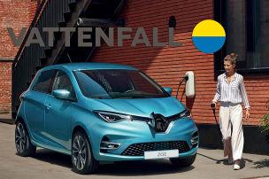 Renault Zoe als Komplettpaket