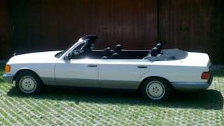 Seltenes S-Klasse Cabrio mit vier Türen zu verkaufen