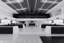 Mercedes bekommt neue Renn-Werkstatt